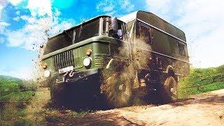 Шишига кемпер за 500тр! Самодельный дом на колесах на базе ГАЗ-66