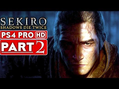 Sekiro: Shadows Die Twice – Gameplay Overview Trailer