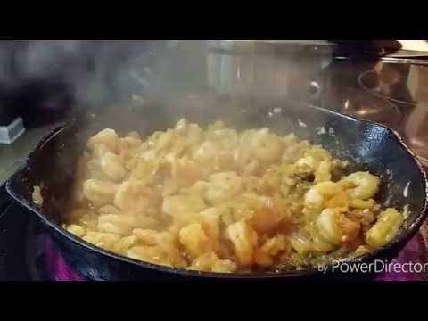 Sunday Kooking With Khalilah :Shrimp And Crabmeat Dressing Stuffed Chicken Breast