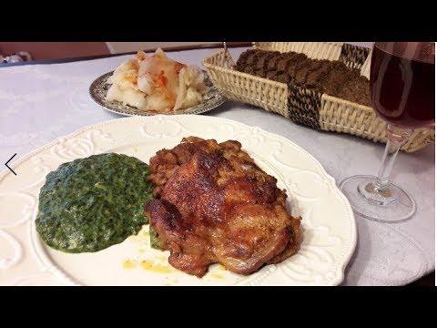 Piletina iz tiganja recept