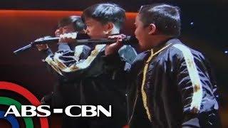UKG: TNT Boys, muling nagperform sa Little Big Shots U.S.