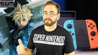 Nintendo's Ridiculous Switch Sales In March And Final Fantasy VII Remake Coming To E3? | News Wave