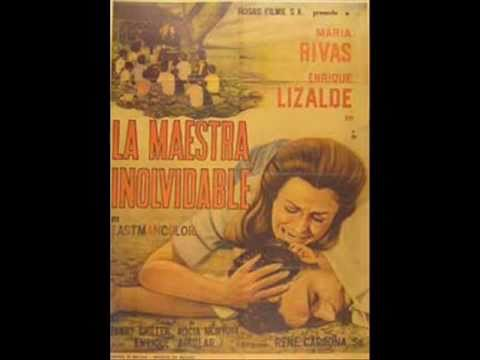 Antonio Diaz Conde & Maria Rivas - LAS GOLONDRINAS /original movie soundtrack/ mix