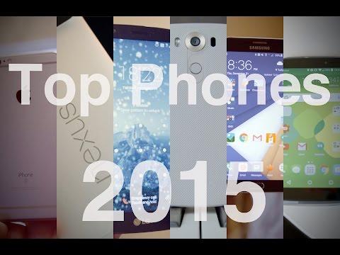 Top Phones Of 2015
