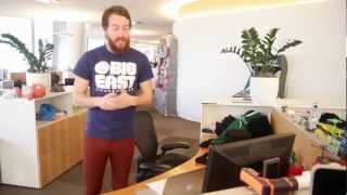Jake and Amir: Corduroy Pant