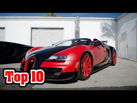 Top 10 WORST SELLING CARS OF ALL TIME