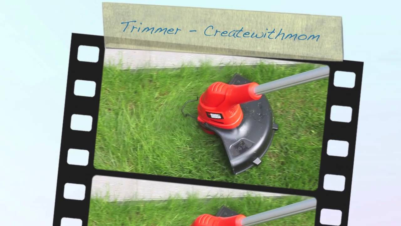 black and decker trimmer gh710 manual