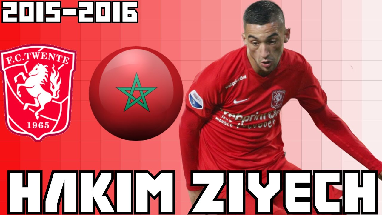 Hakim Ziyech Future Of Morocco Amazing Goals And