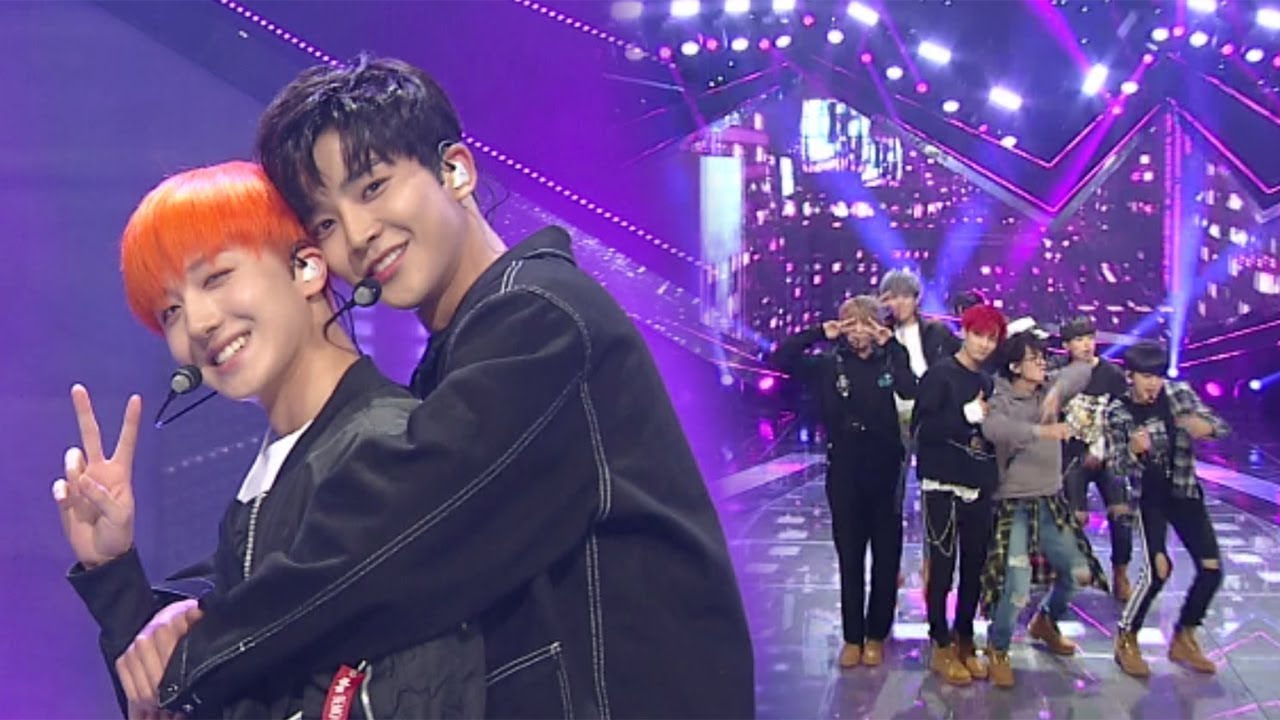 《Comeback Special》 SF9(에스에프나인) - Play With Me(나랑놀자) @인기가요 Inkigayo 20171015