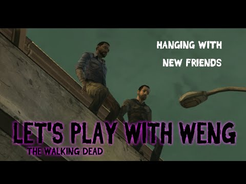 The Walking Dead | E15 | Hangin' with New Friends