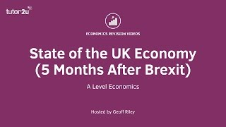 State of the UK Economy (November 2016)