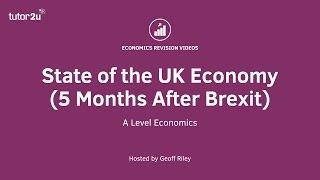 State of the UK Economy (November 2016)