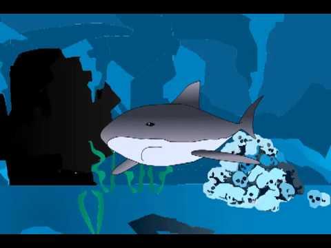 Shark VS Dolphin - Jamaican Animated Comedy