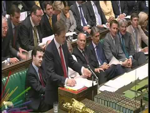 Nick Clegg's 'illegal' Iraq war gaffe prompts legal warning