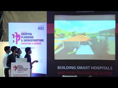 Topic - Assisted Living Centre by KLS's gogte Institude of Technology, Belgaum, Karnataka