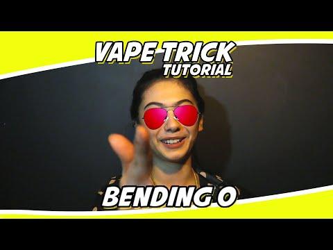 #VAPETRICK BASIC O BENDING TUTORIAL (BEGINNER)