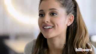 Ariana Grande Answers Twitter Questions