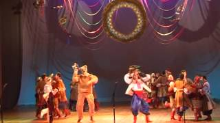 Добрий вечір тобі український народний танець Ukrainian folk dance