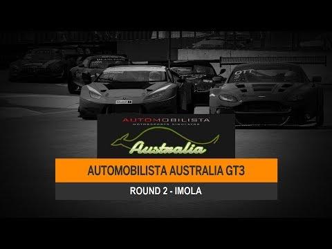 AMS Australia Broadcast - GT3 R2 - Imola