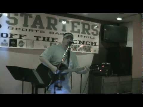 Justin Prillaman Live @ Starters Sports Bar & Gril...