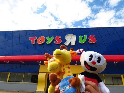 Geoffrey, Andy, And Cuphead Go To An Abandoned Toys R Us (Toys R Us Episode 1)