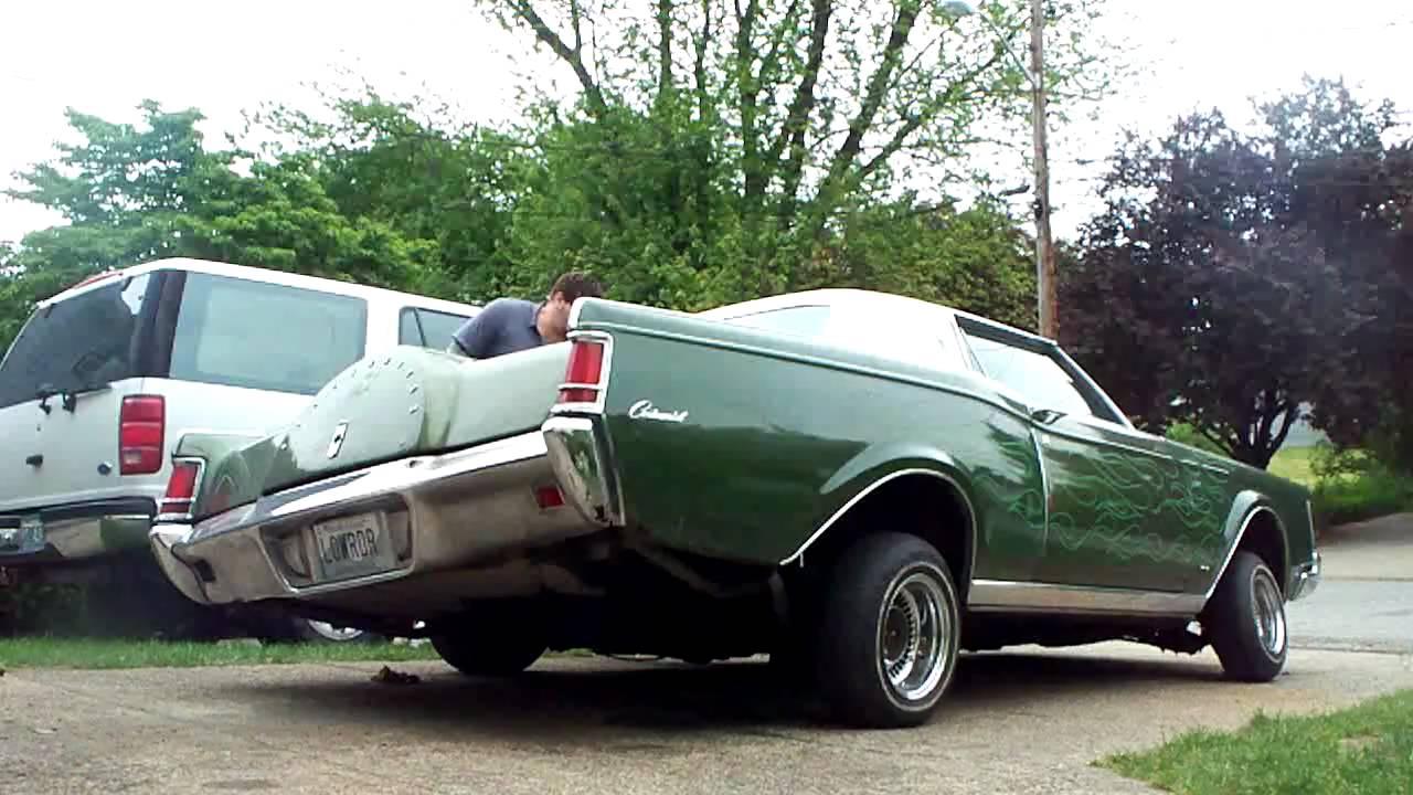 71 lincoln mark iii lowrider youtube1969 Lincoln Mark Iii Lowrider #3