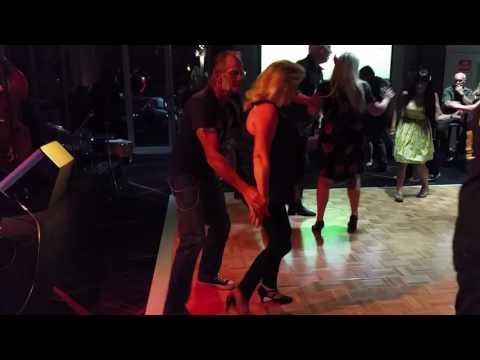 Possum & John Rockabilly Dancing to Itchy Fingers