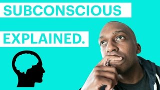 What Does Subconscious Mean? : Mopani MK