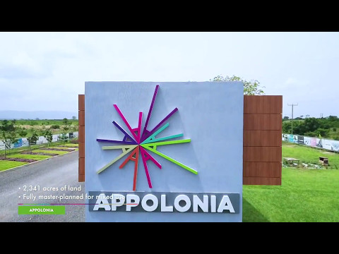 Appolonia City Overview