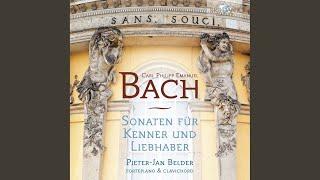 Sechs Clavier-Sonaten für Kenner und Liebhaber, 1st Collection, Wq. 55 No. 3 in B Minor: II....