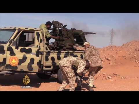 US backs arming of Libya's UN-backed government