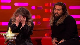 failzoom.com - Kelly Clarkson is Freaked Out by INSANE Red Chair Story! | The Graham Norton Show