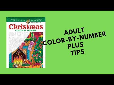 Christmas Color by Number Plus Tips Part 1Kaynak: YouTube · Süre: 43 dakika38 saniye
