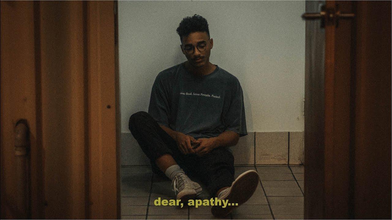 dear apathy...