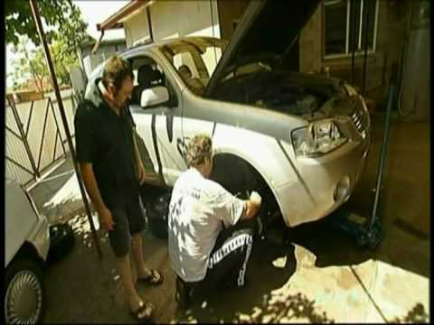 FORD TERRITORY BALL JOINT PROBLEM