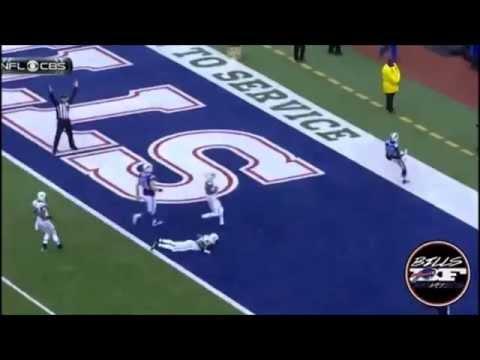 EJ Manuel 50 Yard Touchdown Pass To Marquise Goodwin Highlights Buffalo Bills