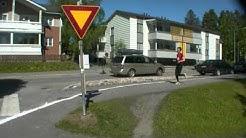 Kajaani street run 2012