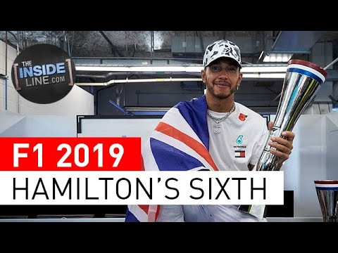 LEWIS HAMILTON: SIXTH CROWN