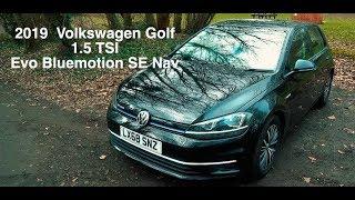 Tweed Jacket Reviews: 2019 Volkswagen Golf 1.5 TSI Evo Bluemotion SE Nav - Lloyd Vehicle Consulting