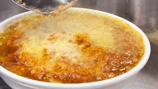 【ガリハラ】にんにくチャーシューメン Super Garlic Ramen with grilled pork.  アメアガリハラノヨゾラニ。