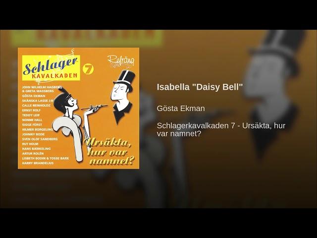 Isabella Daisy Bell