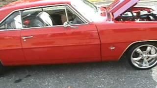1966 Nova SS SOLD !! BY EricsMuscleCars.com