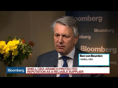 Shell CEO: `We Will Get to a Better Place' on Energy Transformation