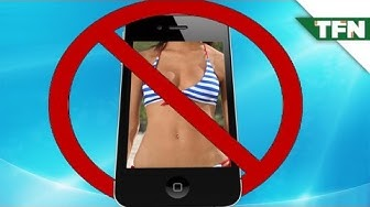 Don't Watch Porn on Your Phone!