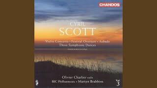 Violin Concerto: Adagio - Allegro con spirito - Allegretto -