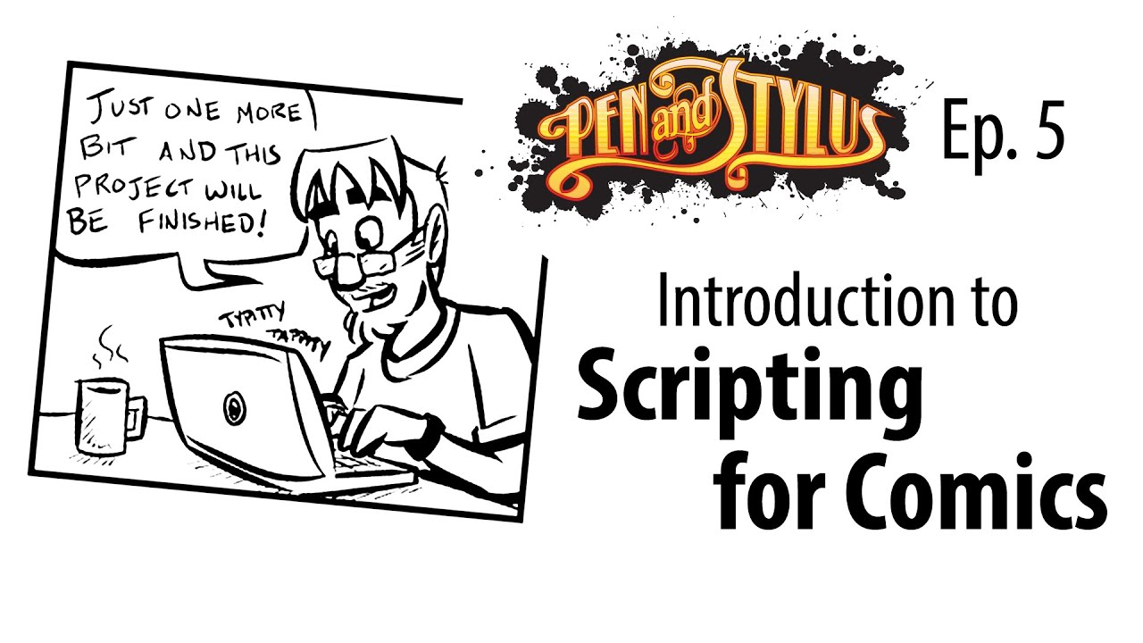 comic script writing Who am i:: what i write:: email:: twitter how to format a comics script i've been very flattered over the years to be complimented on the way i format my comics scripts.