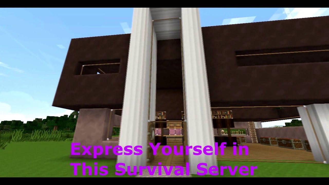 Minecraft Bukkit Server Trailer - смотреть онлайн на Hah Life