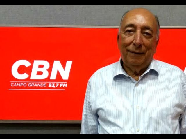 Entrevista CBN Campo Grande: Pedro Chaves, senador da República
