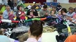 Baby Sensory, Baby Development classes - Sensory Development