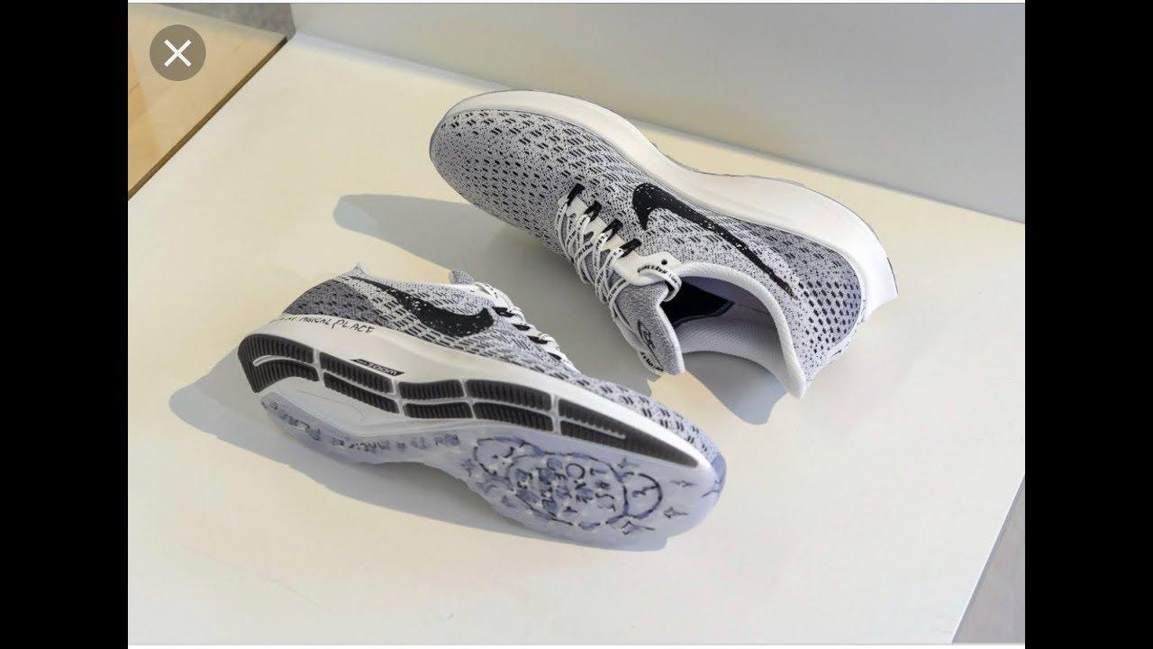 5df95196cb3b Nike Air Zoom Pegasus 35 X Nathan Bell Sneaker Review - YouTube